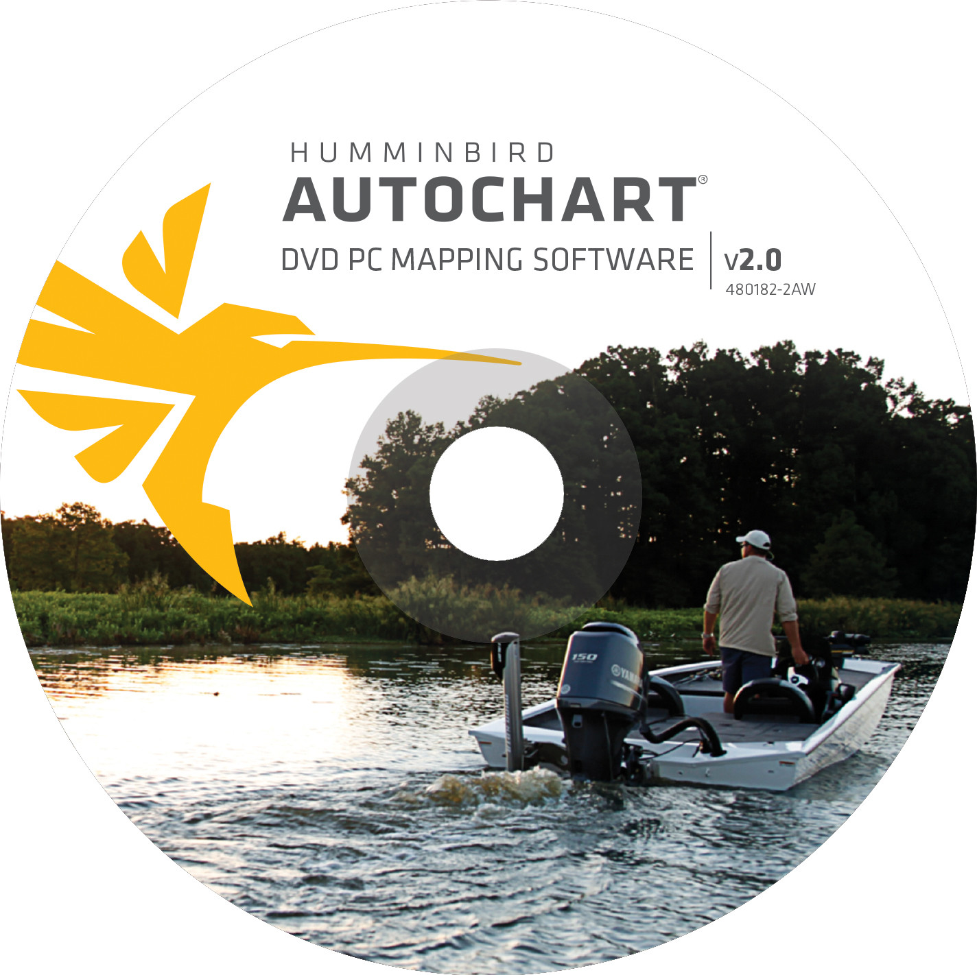 Carte Europe Humminbird Zero Line Pour Logiciel Autochart.Logiciel Autochart Et Carte Zero Lines Europe